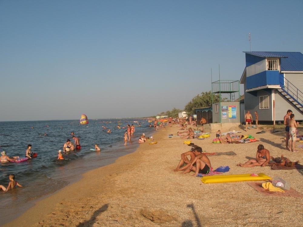 фильмов сериалов поселок голубицкая азовское море фото жилье все